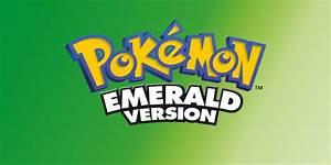 pokémon emerald version boy advance nintendo