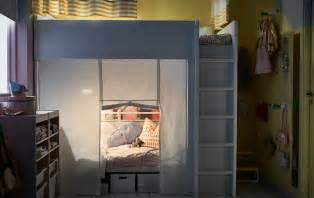 Attache Rideau Ikea by A Privacy Curtain For A Shared Kids Room