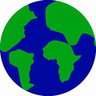 Earth Continents Clip Separated Svg Onlinelabels