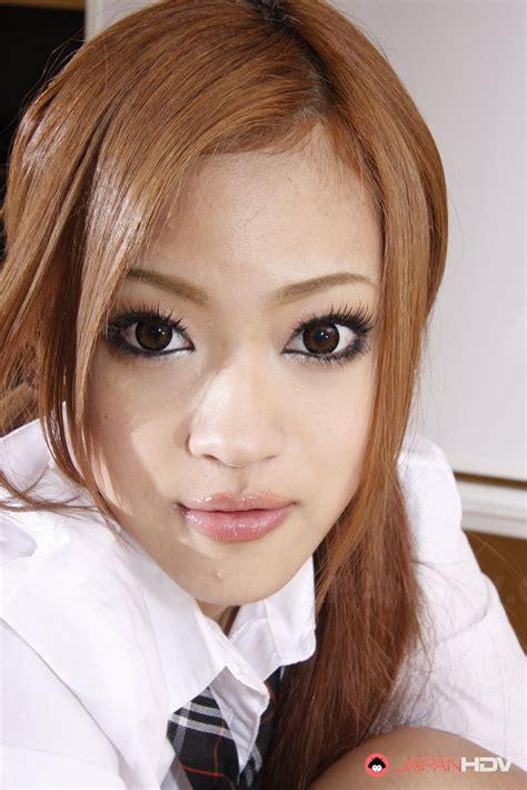 Naughty An Umemiya Shows Her Undies