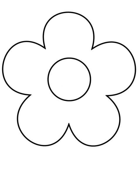 Bloem Kleurplaat Peuters bloem kleurplaat peuters opmerkelijk bloem om verder af te