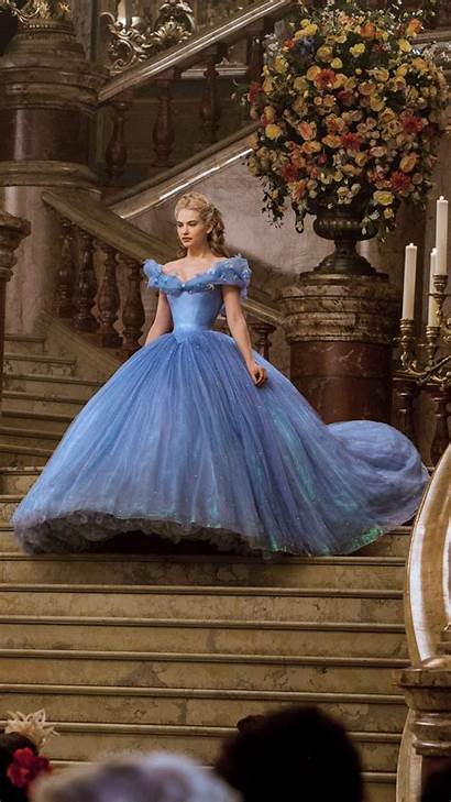 Cinderella Wallpapers Mobile Lily James Cave