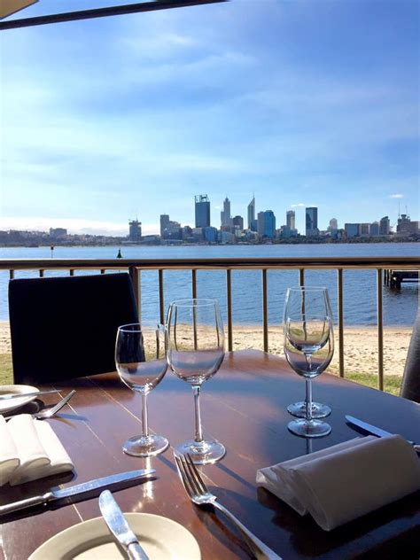 Boatshed South Perth Set Menu by Best Restaurants With A View In Perth Perth