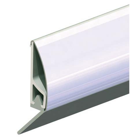 plinthe en applique 224 l 232 vre de bas de porte type pds inox bricozor