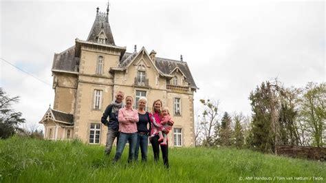 kijkers smullen van flamboyante martien  chateau meiland rtl boulevard