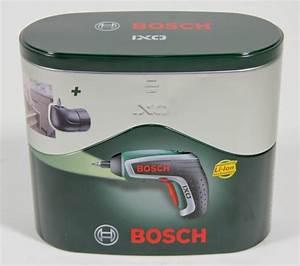 Bosch Kleiner Akkuschrauber : bosch ixo akkuschrauber 3 6v lithium ionen inklusive ~ Jslefanu.com Haus und Dekorationen