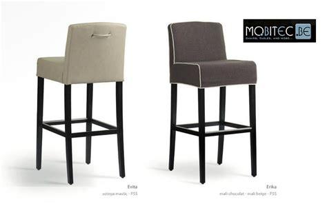 chaises haute de cuisine chaise haute bar bois cuisine en image