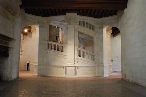 double helix staircase  chateau de chambord photo