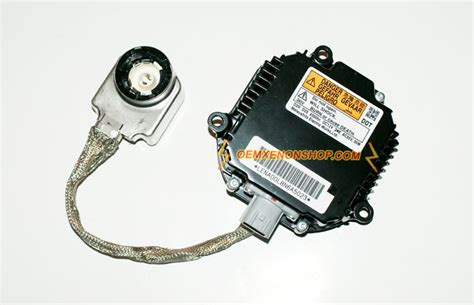 mazda cx 7 genuine xenon lights flicker ballast bulb