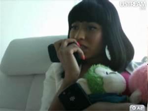Nicki Minaj Calls Fans on USTREAM, Announces Album Named ...