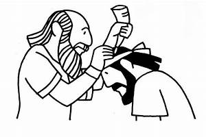 Saul As King Coloring Sheet Bees Israels First In Page