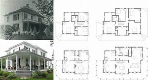 Traditional Country Farmhouse Plans