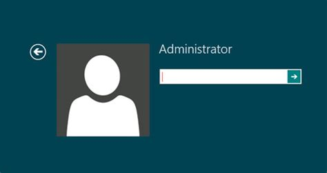 enable built  administrator account  windows