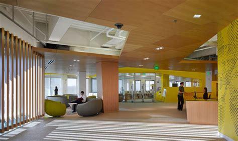 Modern College Interior Design By Clive Wilkinson