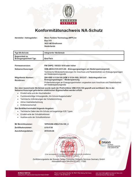 certification  electrical compliance mtt micro