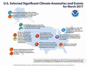 March 2017 Meant More Warmth - WeatherNation