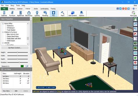 dreamplan home design landscape planning software
