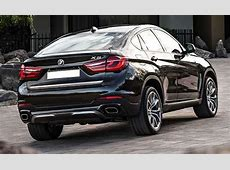 2018 BMW X6 Release date, Design, Price, Performance