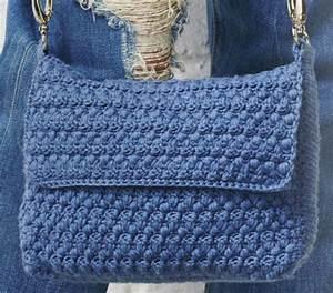 Blue Envelop Bag To Crochet  U22c6 Crochet Kingdom