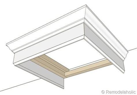 simple bed crown cornice tutorial bed crown simple bed