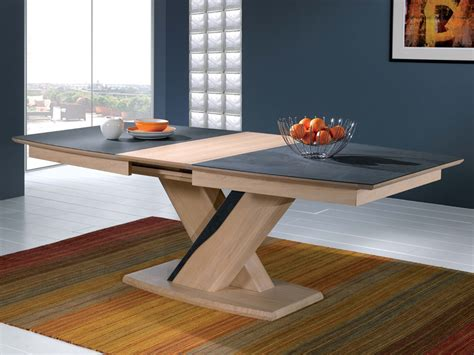 table de cuisine extensible 24 élégant table salle ã manger carrã e extensible kgit4