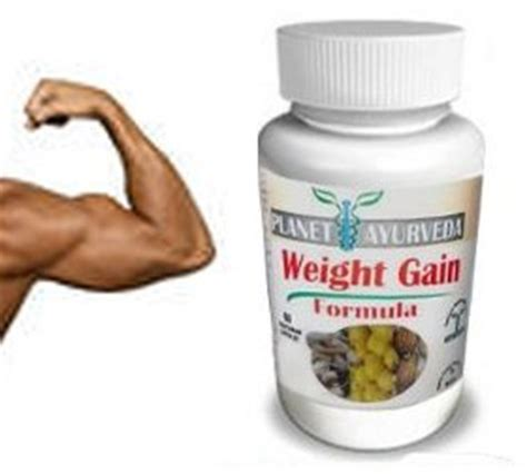 Amazon.com: (60 Tablets) Planet Ayurveda Weight Gain