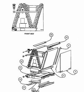 Carrier Evap Coil Parts