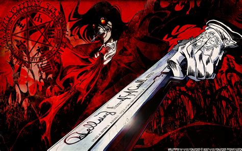 Anime Wallpaper 1680x1050 - hellsing wallpapers 1 1680 x 1050 stmed net