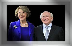 Michael D Higgins Inaugurated Ninth Irish President ...