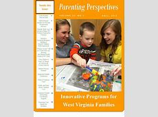 Parent Articles & Info – Cabell County Family Resource Network