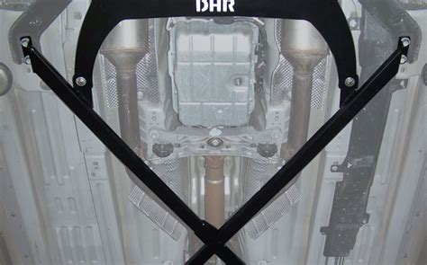 dhr fabrication  brace     ford mustang