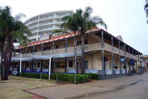 hotels  port macquarie
