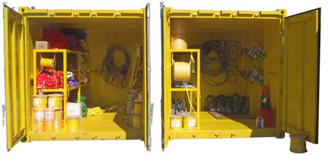 rigging containers custom storage solutions  rigging