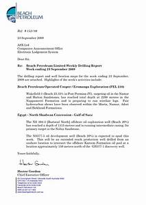 Best photos of business report cover letters business for Ending a covering letter
