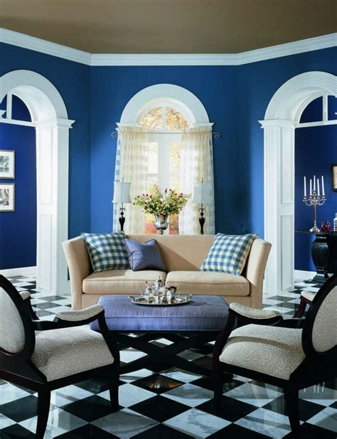 "Benjamin Moore Color ""blueberry"" Wow With The White"