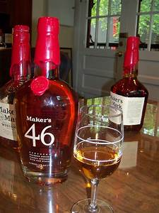 Lyke2drink  Day 142 Drink  Maker U0026 39 S 46 Bourbon
