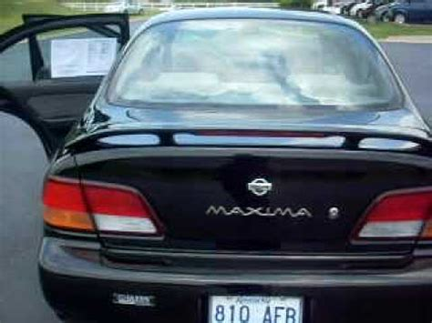 free auto repair manuals 1999 nissan maxima security system 1999 nissan maxima problems online manuals and repair information