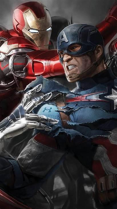 Captain America Civil War Iphone Wallpapers 1080p