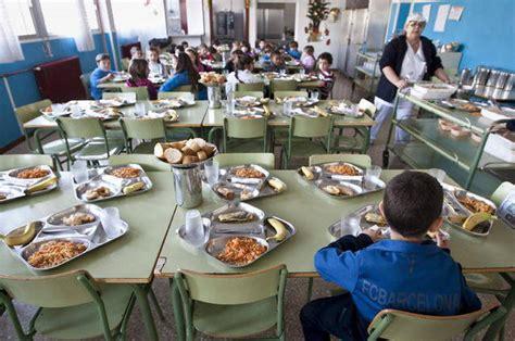 proyecto de comedor escolar la dga baja el precio del comedor escolar de 92 a 86 euros