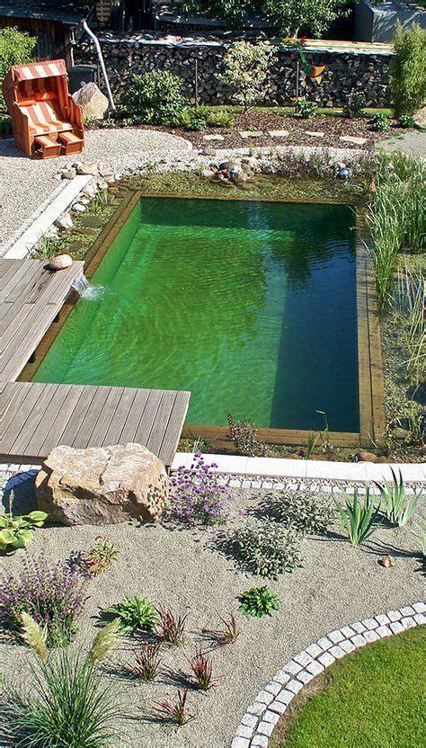 Der Schwimmteich Wohlfuehloase Im Garten by Naturpool Wohlf 252 Hloase Mit Farbakzenten Naturpool