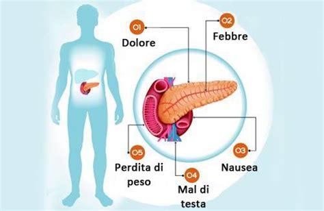 Organi Interni Lato Sinistro by Problema Al Pancreas Sintomi Cause E Prevenzione