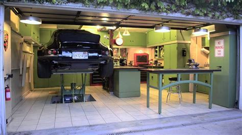 Jack's Garage Lift   YouTube