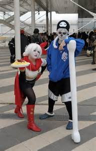 Papyrus Sans and Cosplay