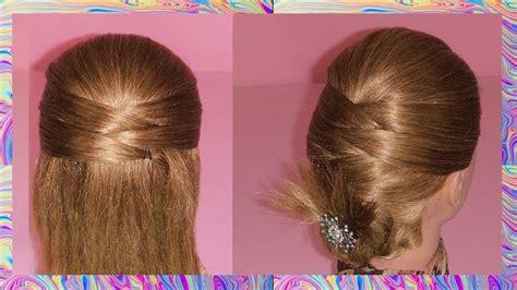 peinados faciles  cabello corto short hair hairstyle