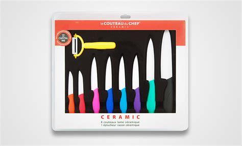 set couteaux cuisine couteau en céramique set de couteaux de cuisine