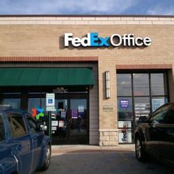 fedex office print ship center shipping centers