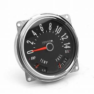 Omix   914846   Speedometer Assembly  0