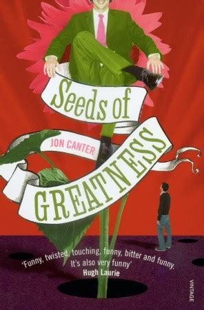 Seeds Of Greatness By Jon Canter — Reviews, Discussion