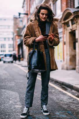 street style  london fashion week fall