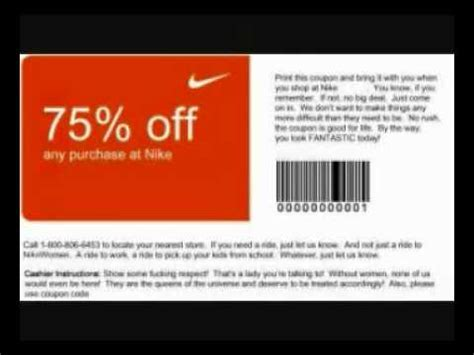 Nike Codes by Nike Coupons September 2012